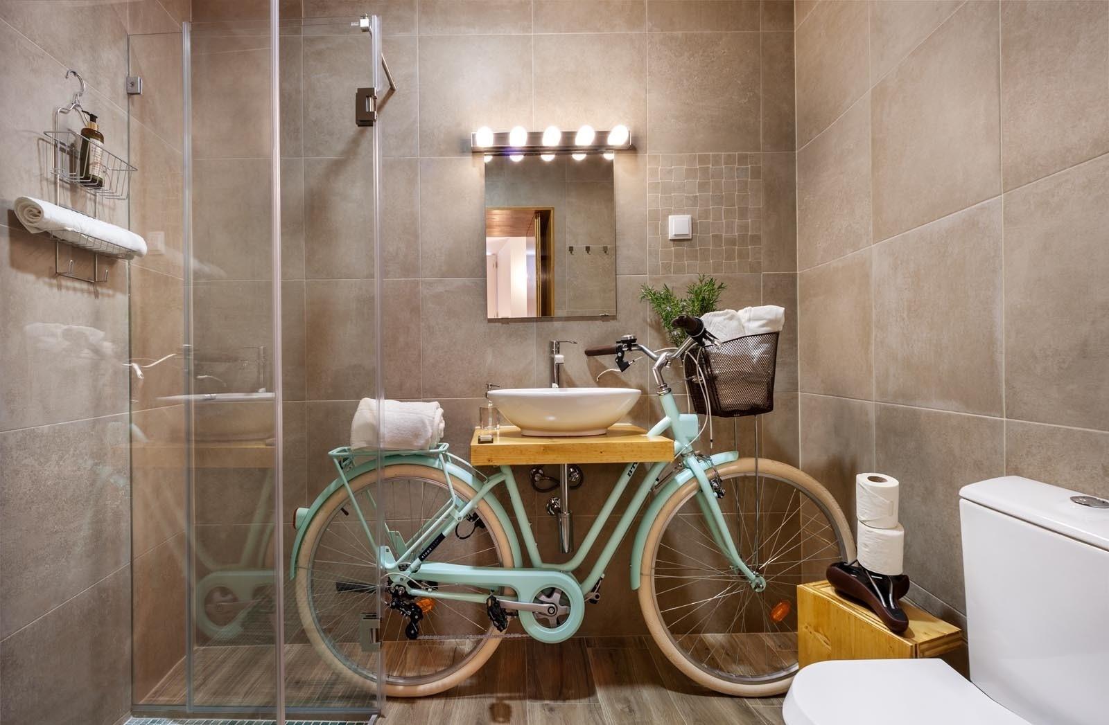 Quarto da Bicicleta